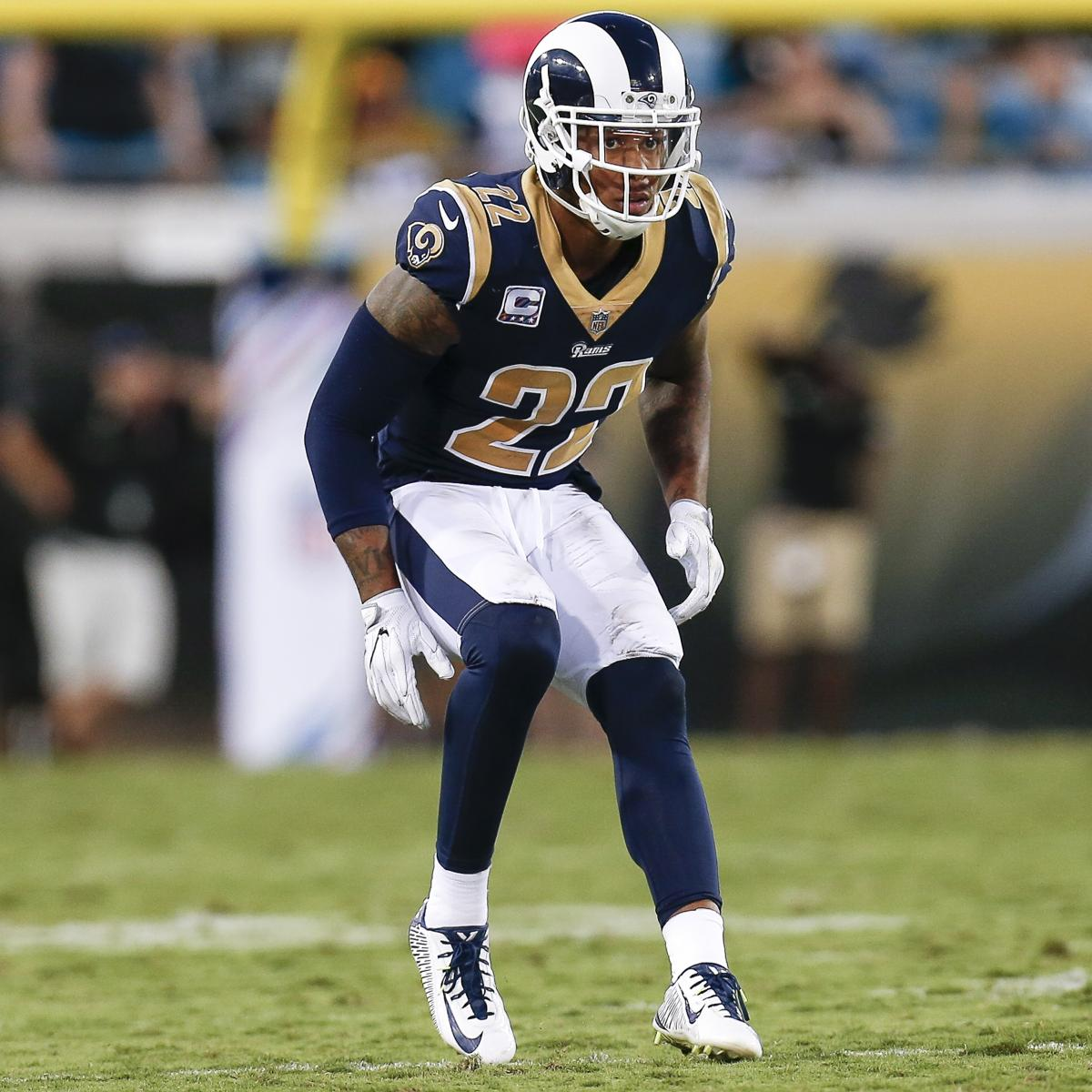 Browns Rumors: Cleveland to 'Pursue' Trumaine Johnson and Bashaud Breeland