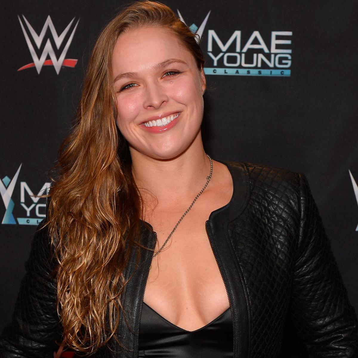 Ronda Rousey Tells Ellen DeGeneres She's Unsure of UFC Return; Enjoying WWE