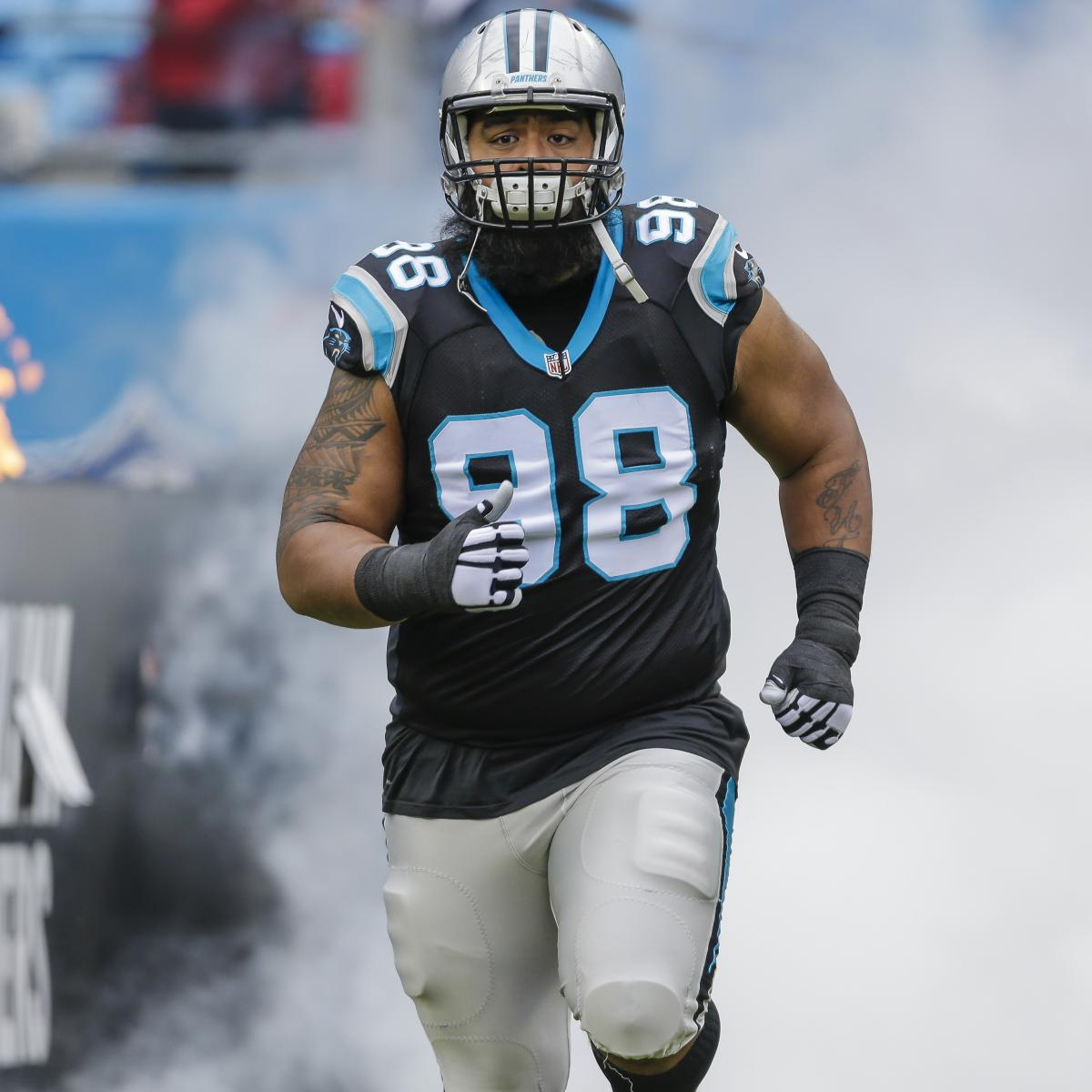Star Lotulelei Reportedly to Sign 5-Year Contract with Bills in Free Agency