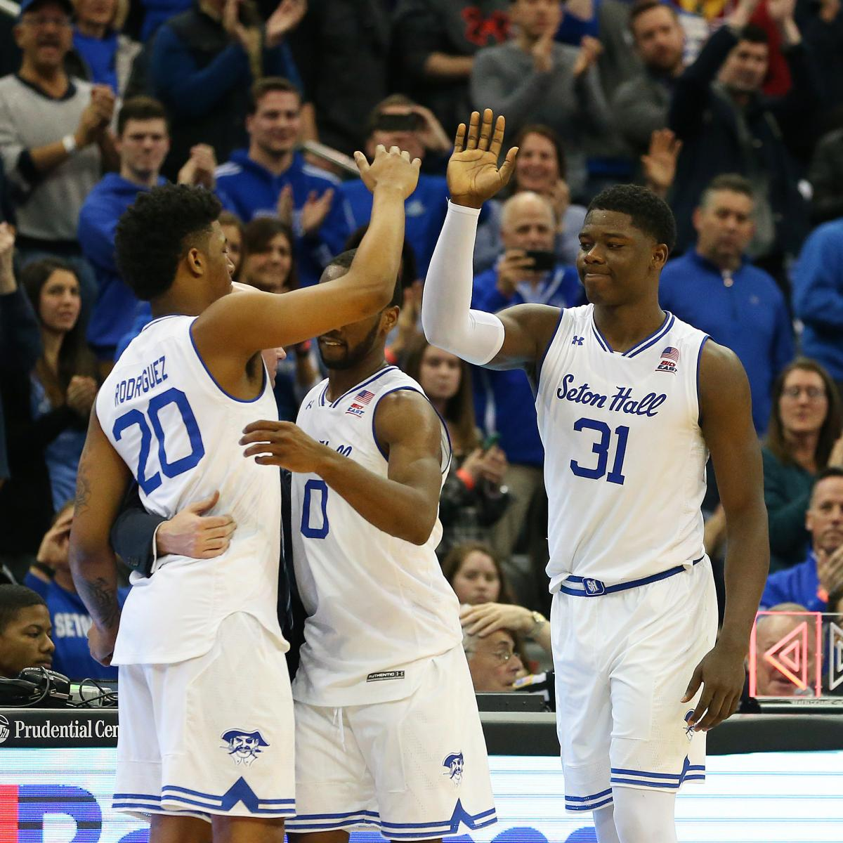N.C. State Wolfpack vs. Seton Hall Pirates Odds, March Madness Betting Pick