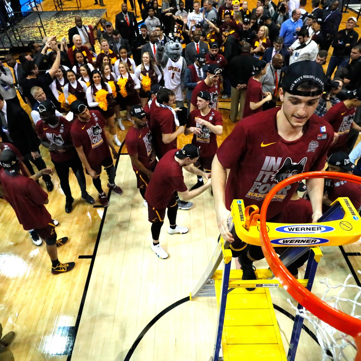 Loyola-Chicago Ramblers vs. Michigan Wolverines Odds, Final Four Betting Pick