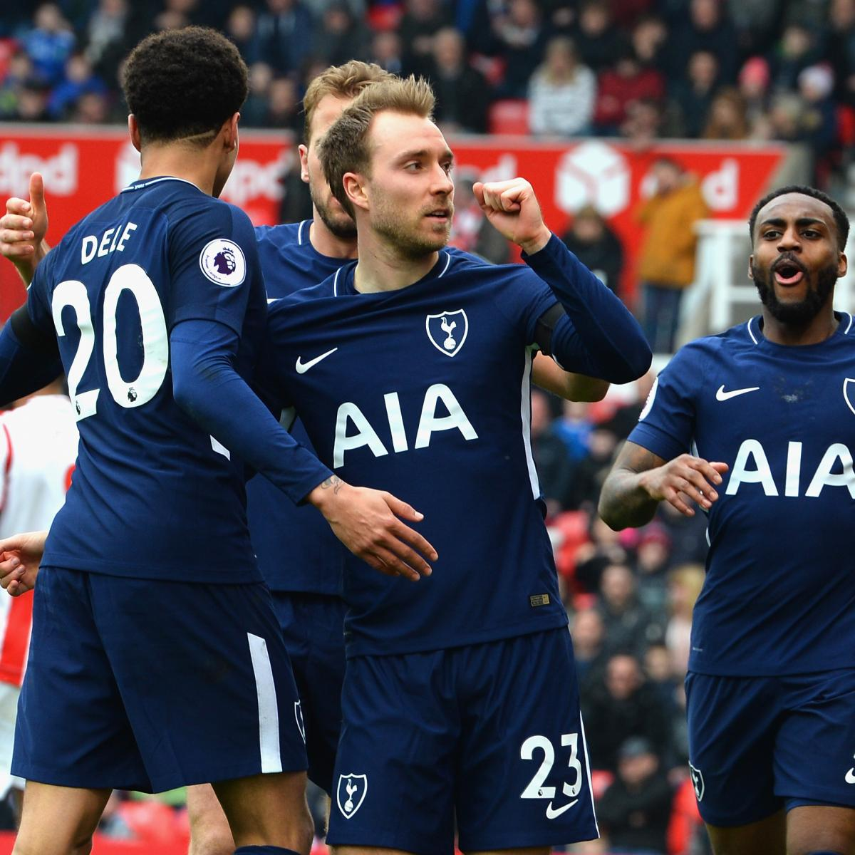 EPL Predictions: Picks, Top Players for Week 34 Premier League Fixtures