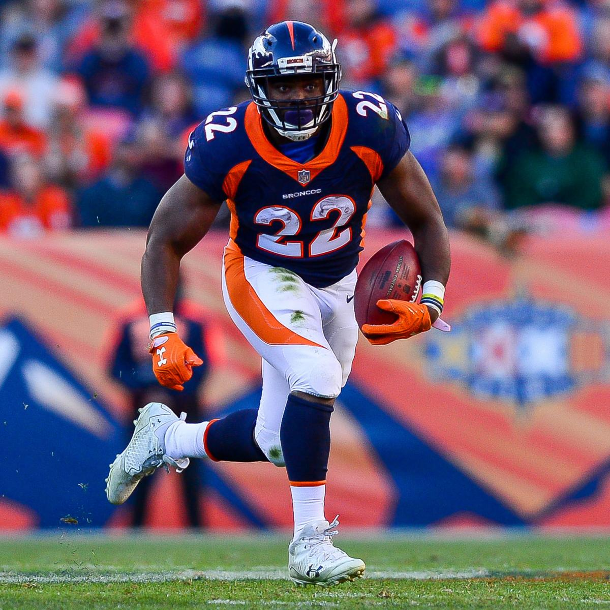 C.J. Anderson Reportedly Cut by Broncos After 5 Seasons with Team