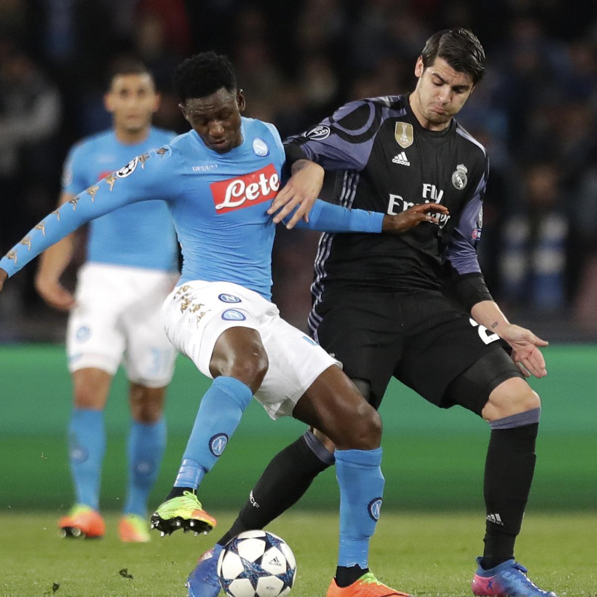 Liverpool Transfer News: Latest on Amadou Diawara Amid Tottenham Rumours