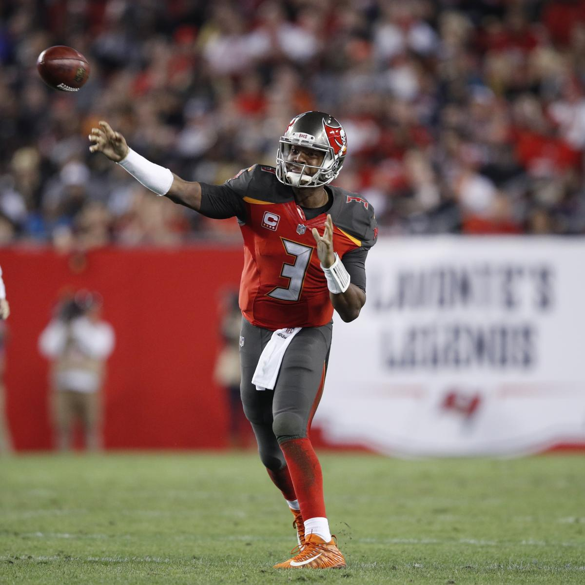 Jameis Winston Says NFL Hasn't Interviewed Him About Groping Accusation