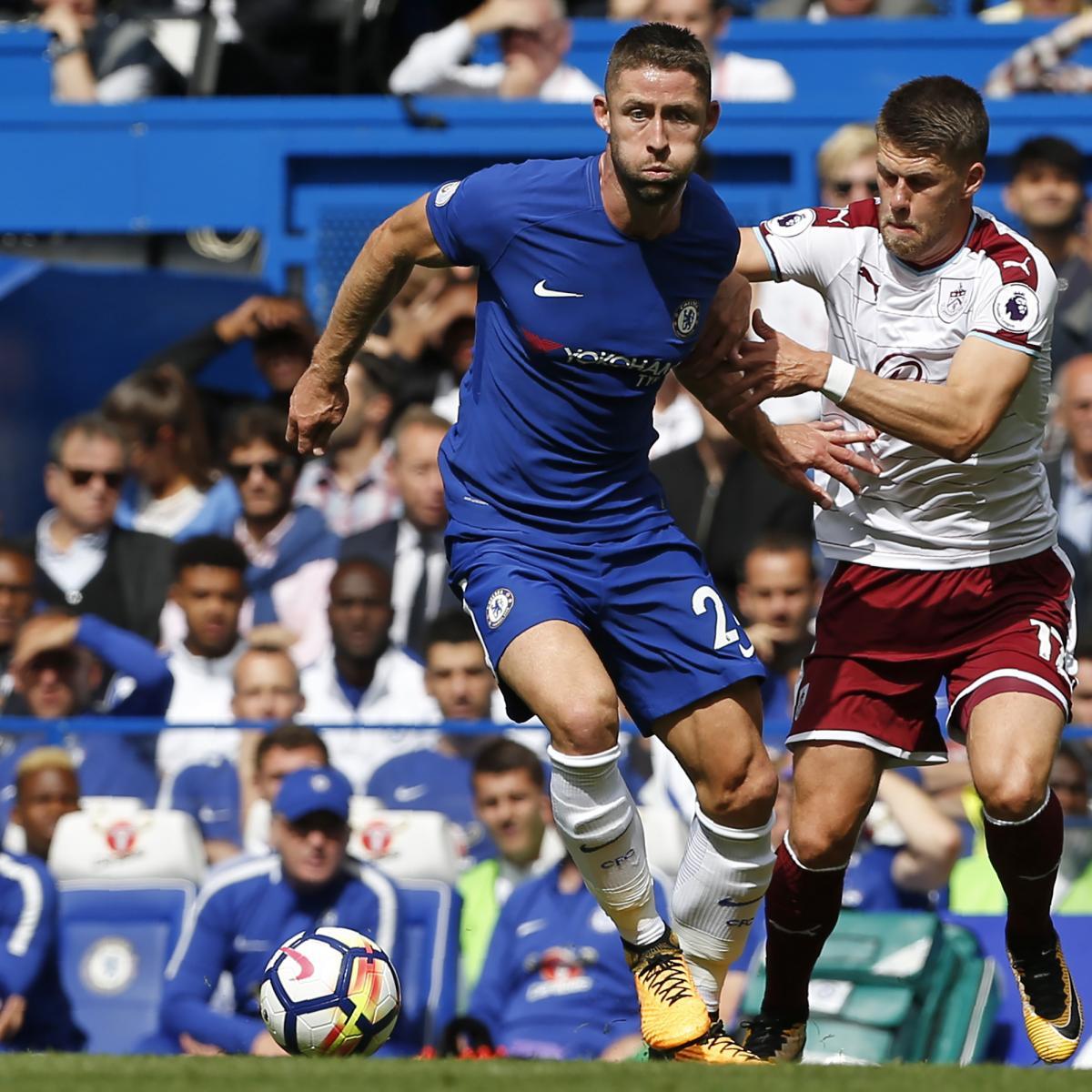 Burnley vs. Chelsea: Team News, Preview, Live Stream, TV Info
