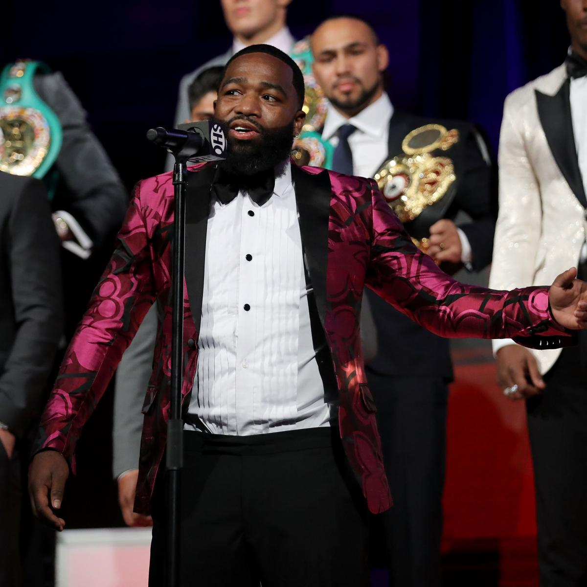 Adrien Broner vs. Jessie Vargas: Fight Time, Date, Live Stream and TV Info