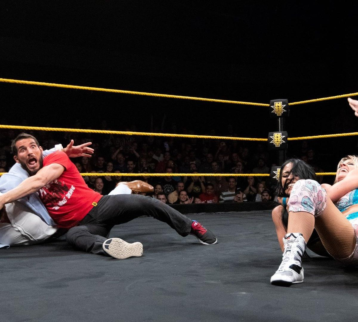 WWE NXT Results: Winners, Grades, Reaction and Highlights from April 18