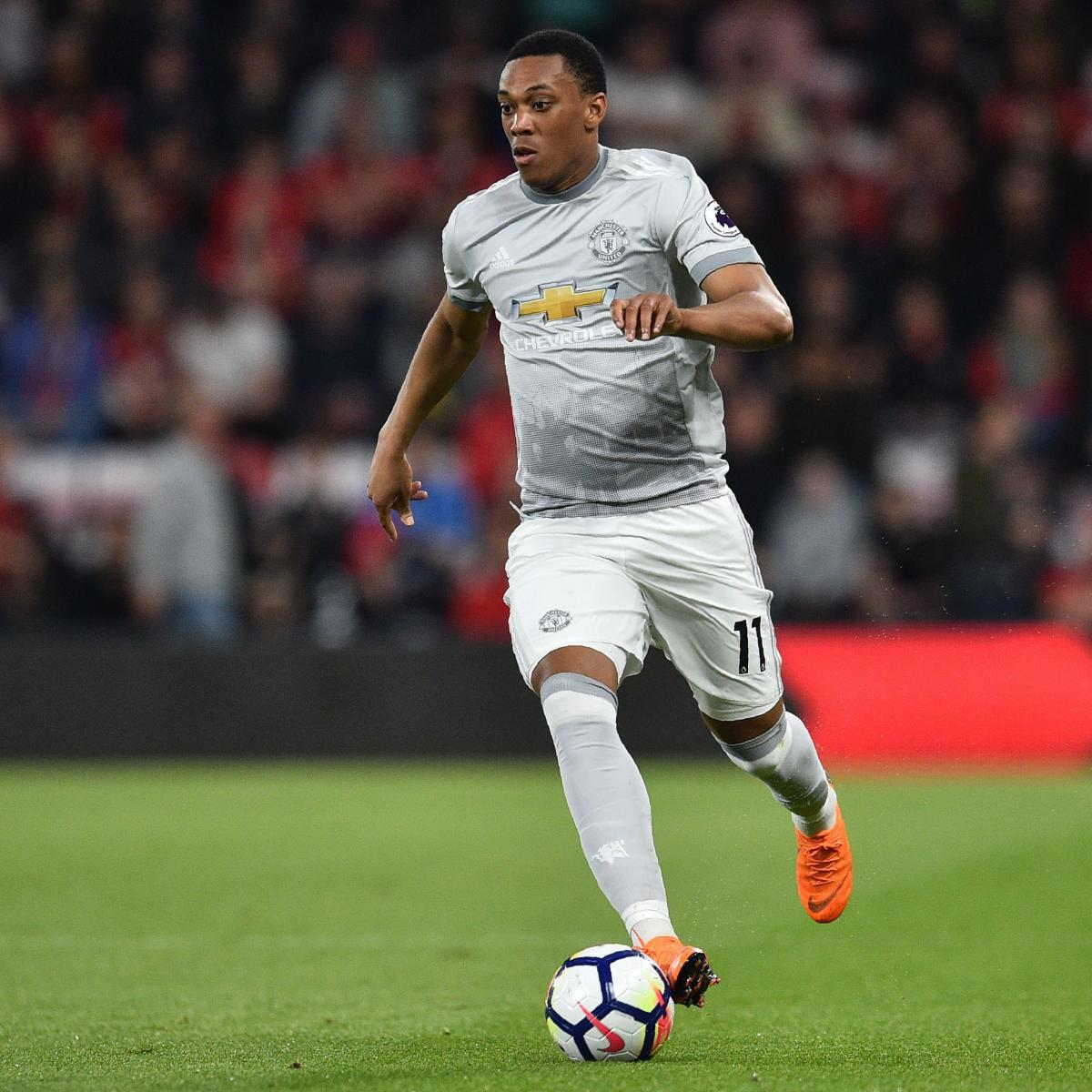 Manchester United Transfer News: Latest on Anthony Martial Exit Rumours