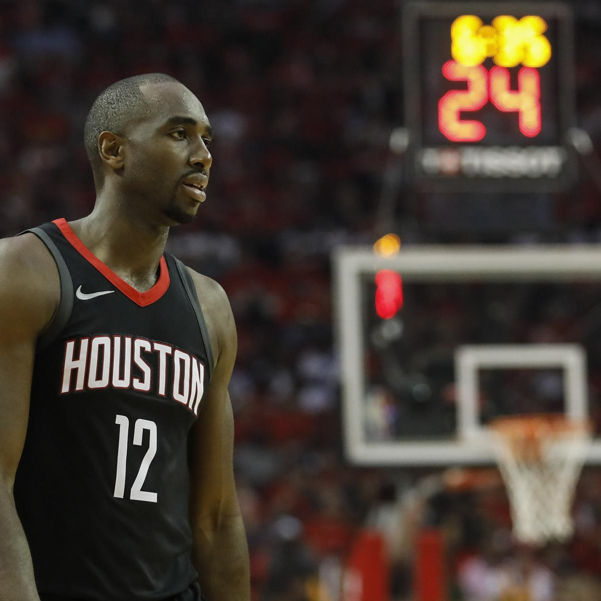 Report: Luc Mbah a Moute Agrees to Clippers Contract After 1 Year with Rockets