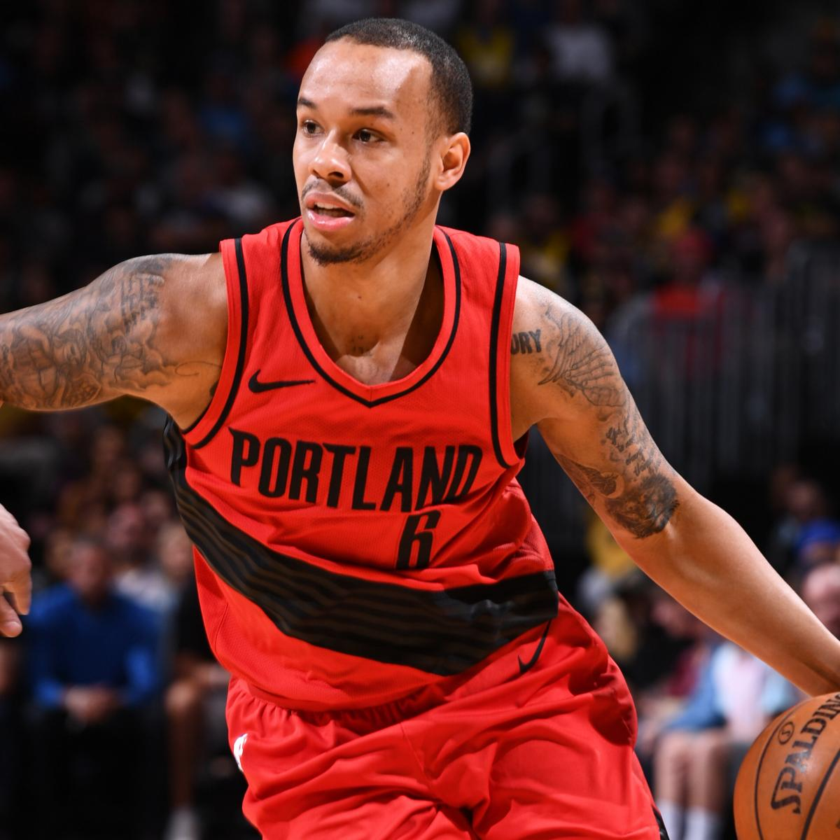 Shabazz Napier Reportedly Agrees to 2-Year Contract with Nets
