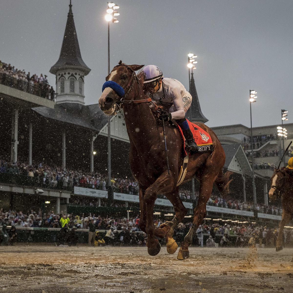 Preakness 2018: Latest News, Live Stream, TV Info for Post-Positions Draw