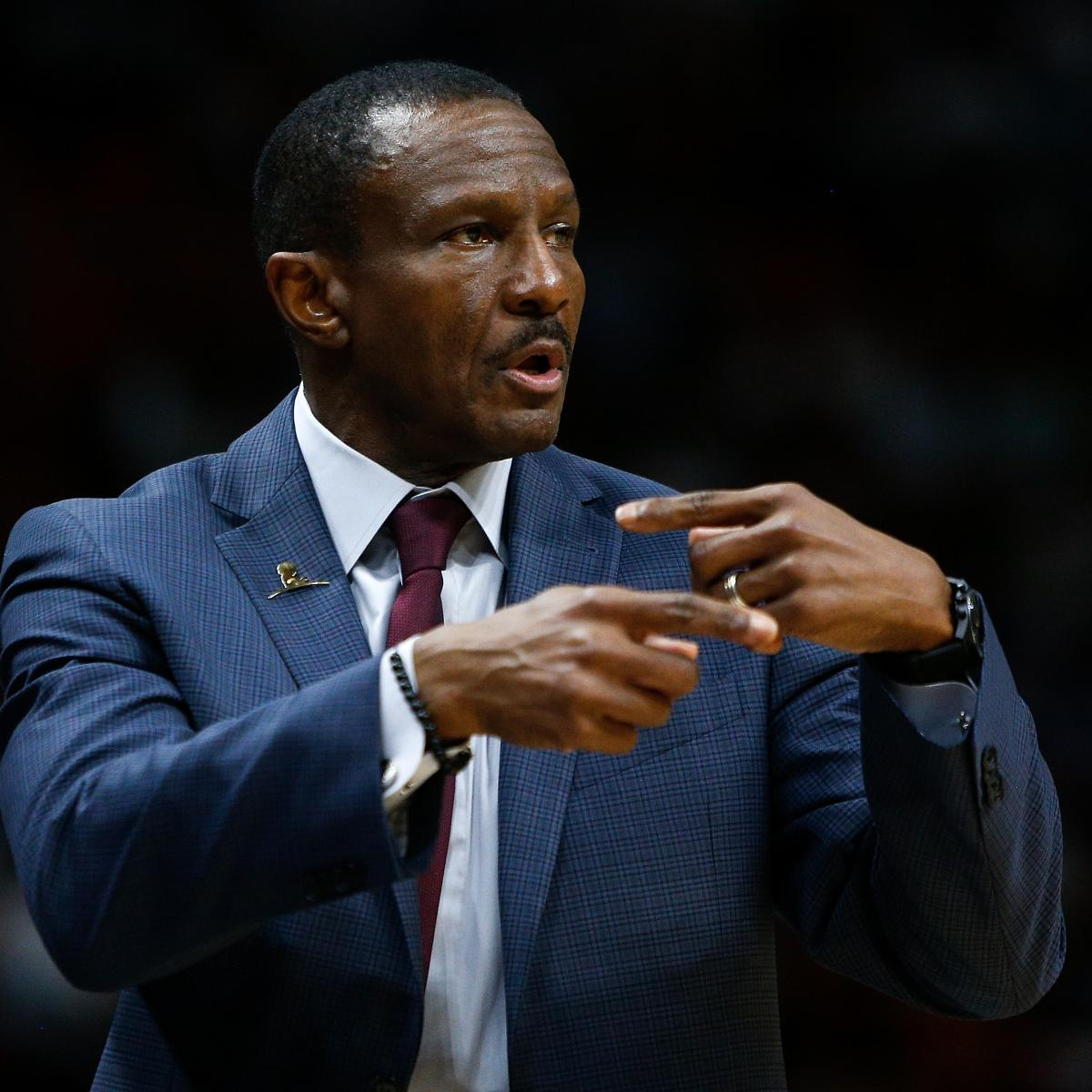 Dwane Casey Reportedly Agrees to 5-Year Contract with Pistons