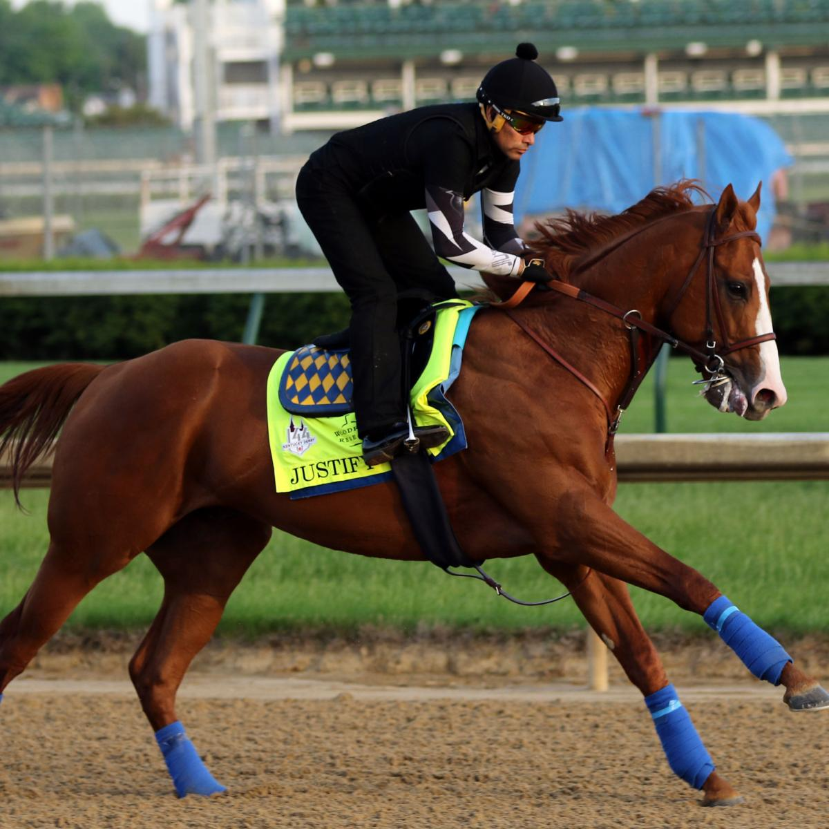 Preakness Entries 2018: Horses in the Field Best Suited for Pimlico