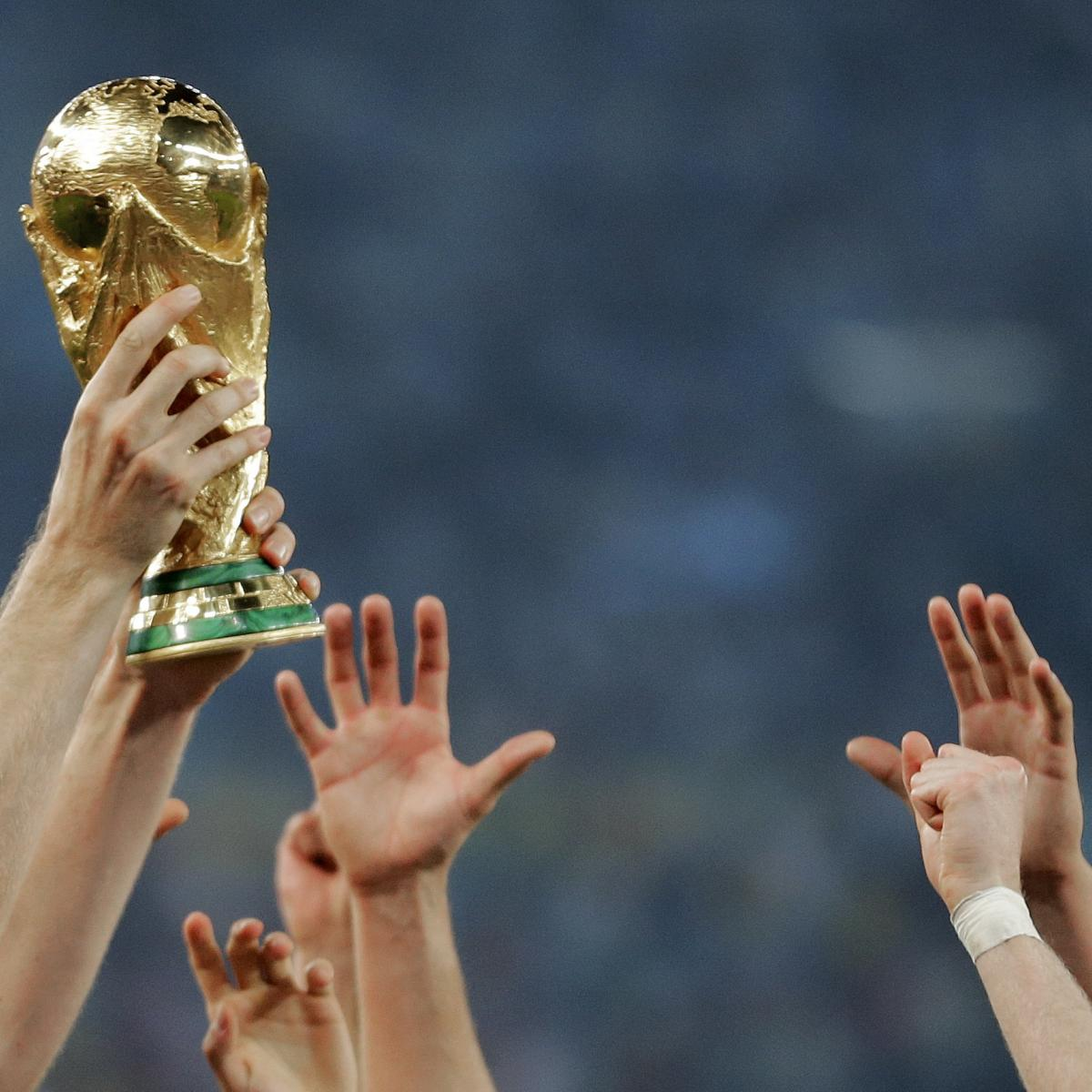 World Cup Schedule 2018: Full Fixtures and Kick-off Times for Every Match