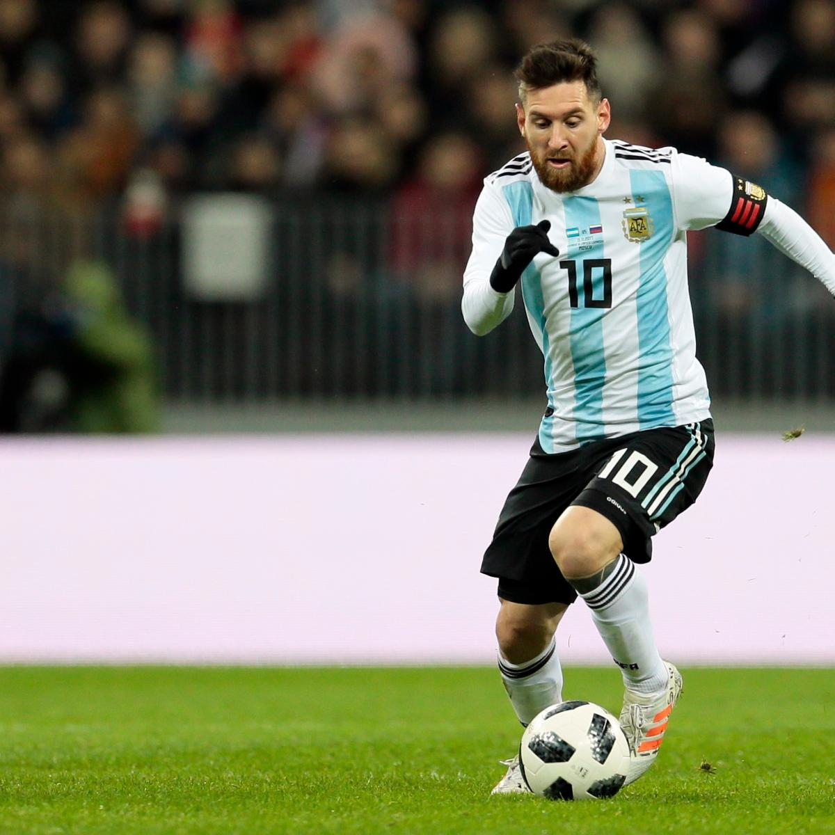 World Cup 2018: Full Group Predictions, TV Schedule and Live-Stream Info