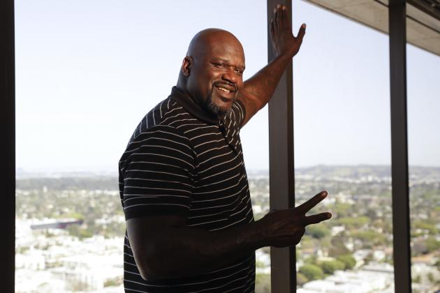 Shaquille O'Neal Puts Massive $28 Million Mansion in Orlando Up for Sale