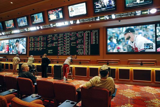Delaware Could Be 1st State to Open Sports Gambling After Supreme Court Ruling