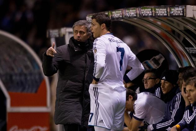 Jose Mourinho Says Signing Cristiano Ronaldo from Real Madrid Is 'Prohibited'