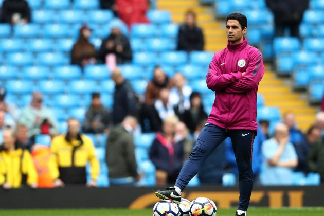 Mikel Arteta 'In Talks' with Arsenal After Manchester City Give Their Blessing
