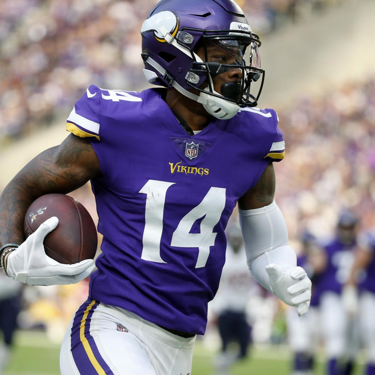 NFL Rumors: Vikings 'Hoping' to Sign Stefon Diggs, Anthony Barr to New Contracts