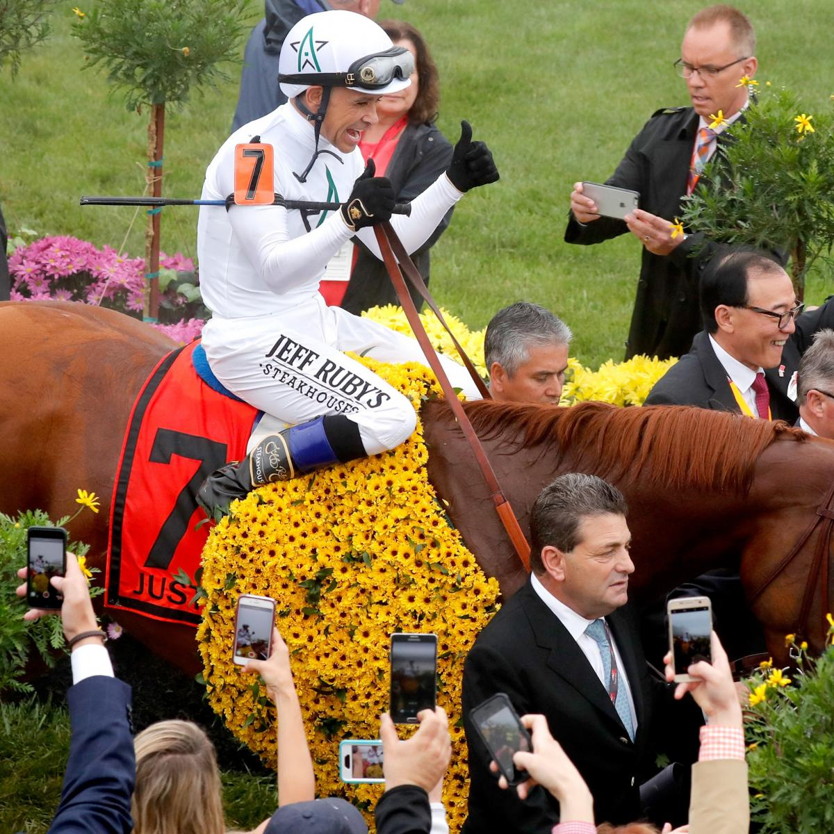 Triple Crown 2018: Updated Odds for Justify's Pursuit at Belmont Stakes