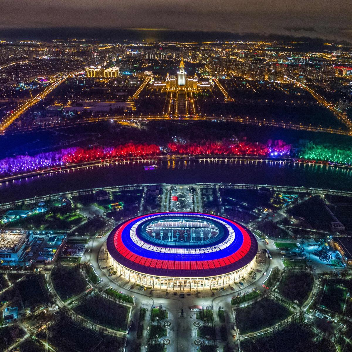 World Cup 2018 Opening Ceremony Schedule: TV Coverage and Online Live Stream