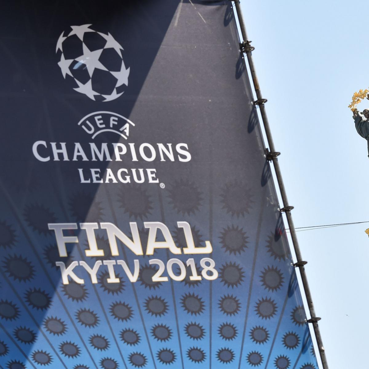 Real Madrid vs. Liverpool: 2018 Champions League Final Odds and Prediction