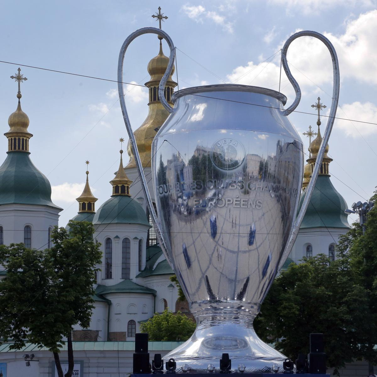Real Madrid vs. Liverpool: UCL Final Team News, Preview, Live Stream, TV Info