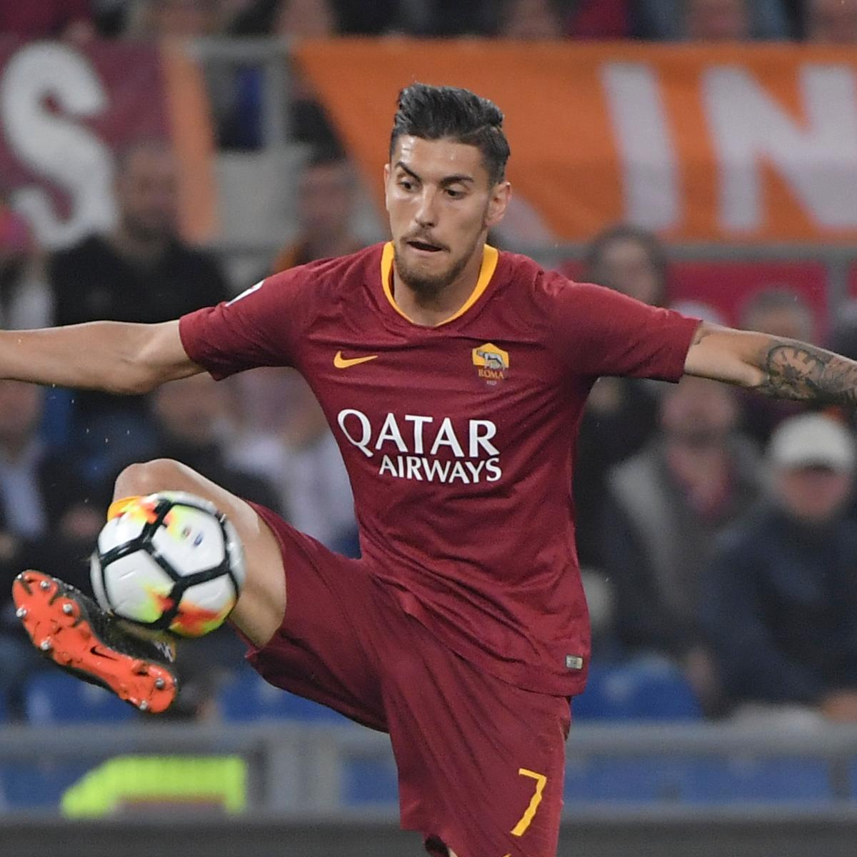 Arsenal Transfer News: Roma's Lorenzo Pellegrini Reportedly Targeted