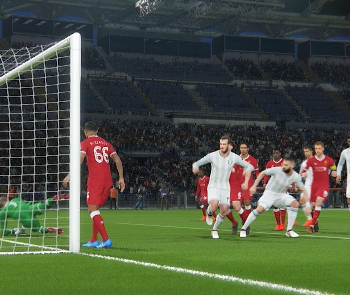 Simming the Champions League Final on PES and FIFA