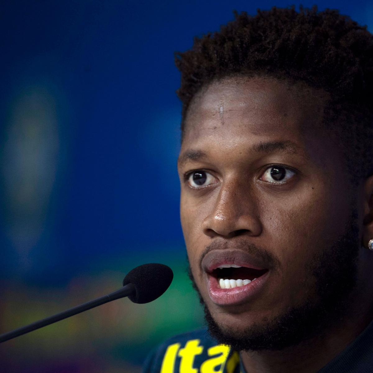 Manchester United Transfer News: Fred Responds to Latest Rumours