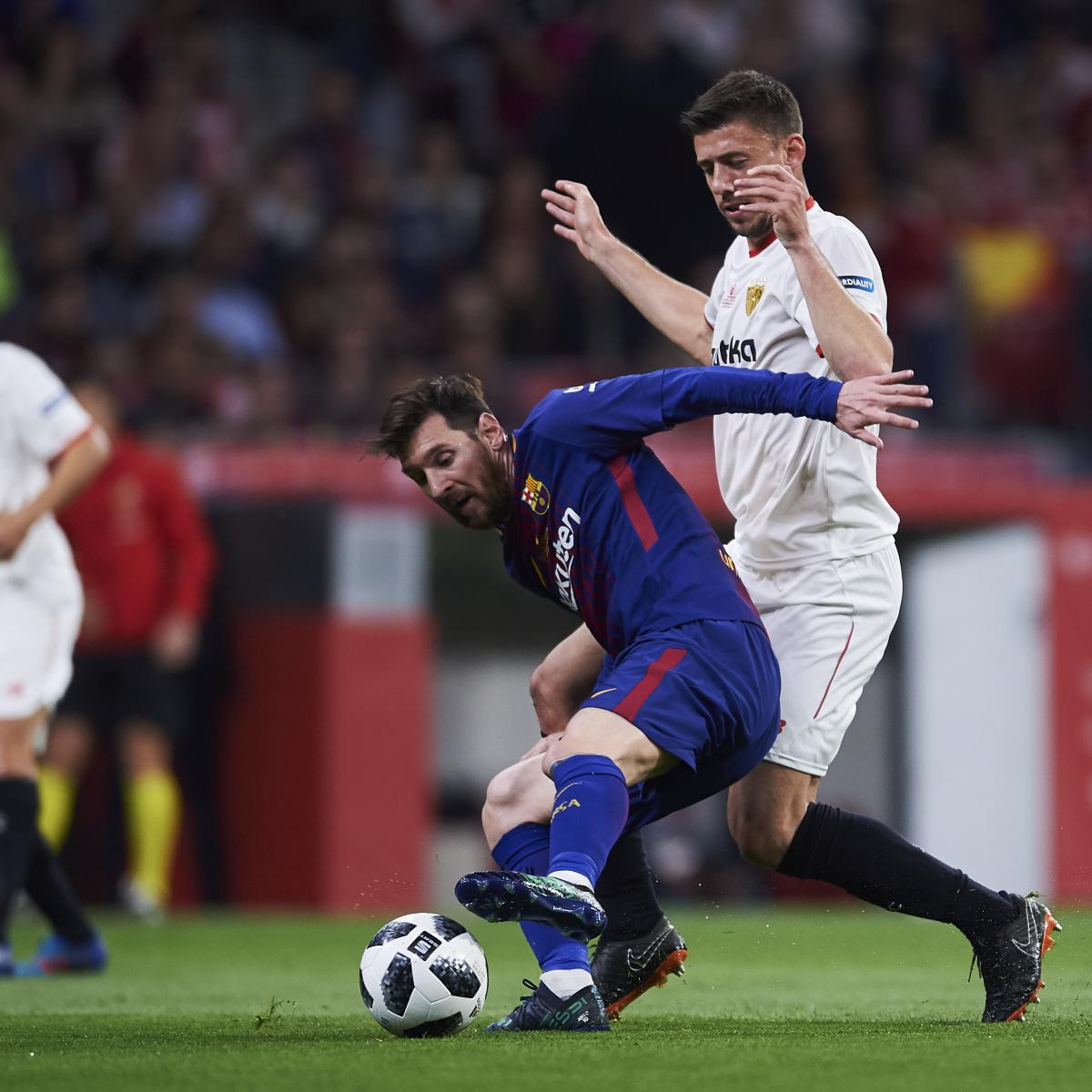 Barcelona Transfer News: Clement Lenglet Deal Close in Latest Rumours