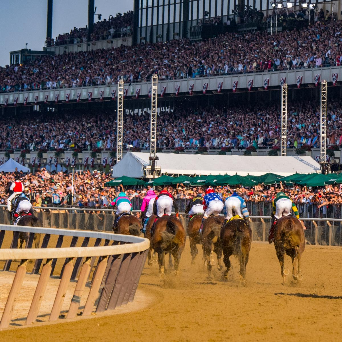 Belmont Stakes 2018: Post Time, TV Schedule and Live Stream Hub for Triple Crown