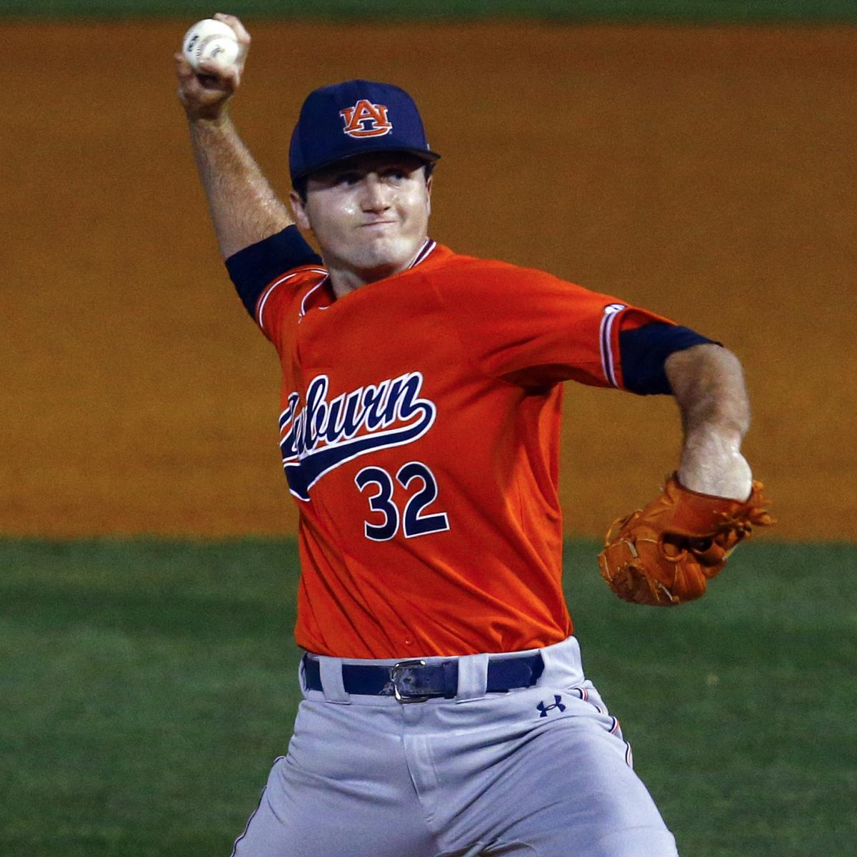 2018 MLB Draft Rumors: Casey Mize Among 3 Prospects Considered by Tigers at 1