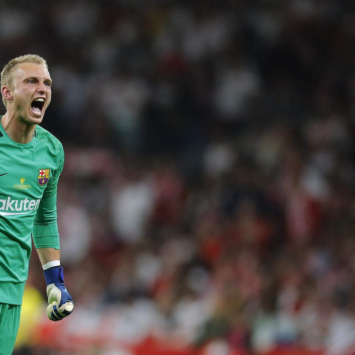 Liverpool Transfer News: Chelsea, Arsenal Eye Jasper Cillessen Amid Reds Rumours