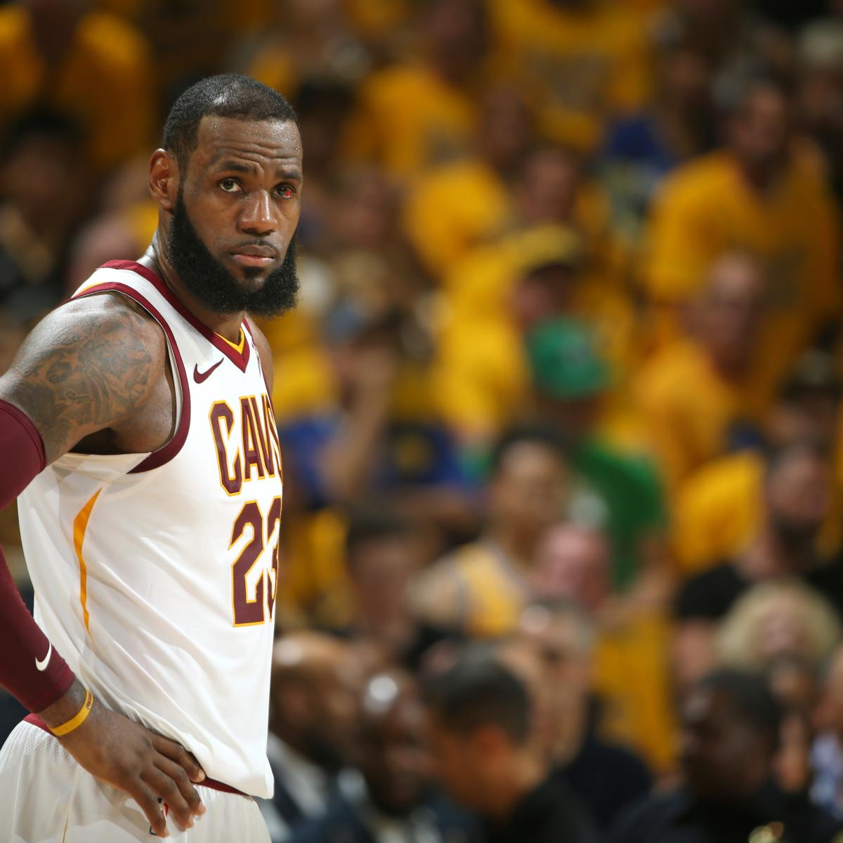 NBA Finals 2018: Updated Championship Odds, TV Schedule and Prediction