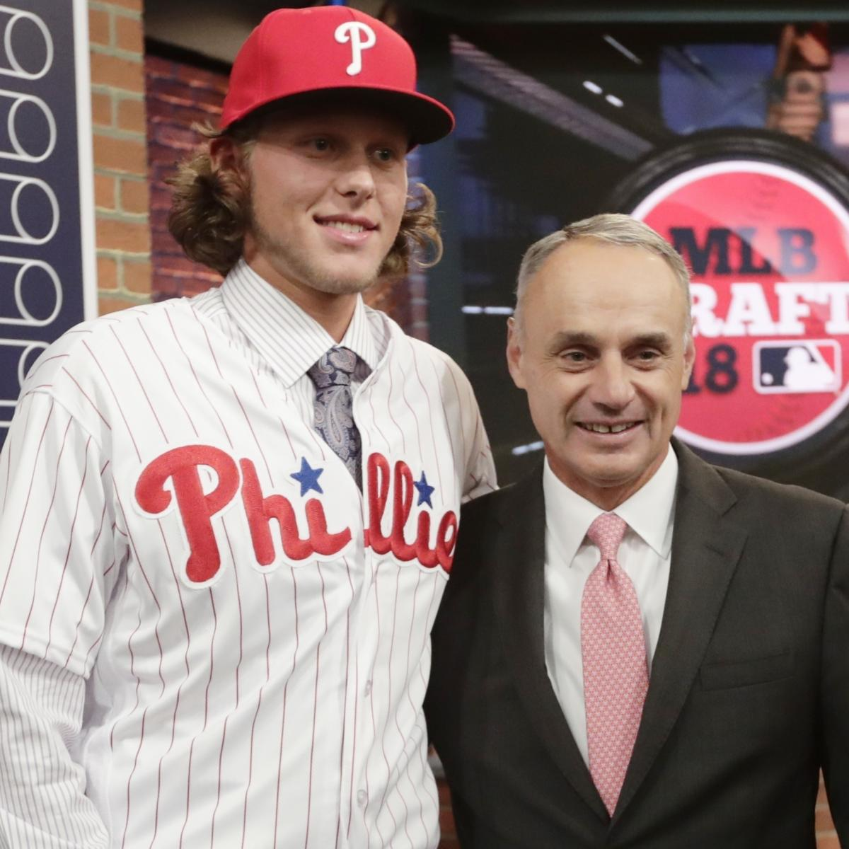 2018 MLB Draft Results: Easy-to-View Grades for Each Franchise