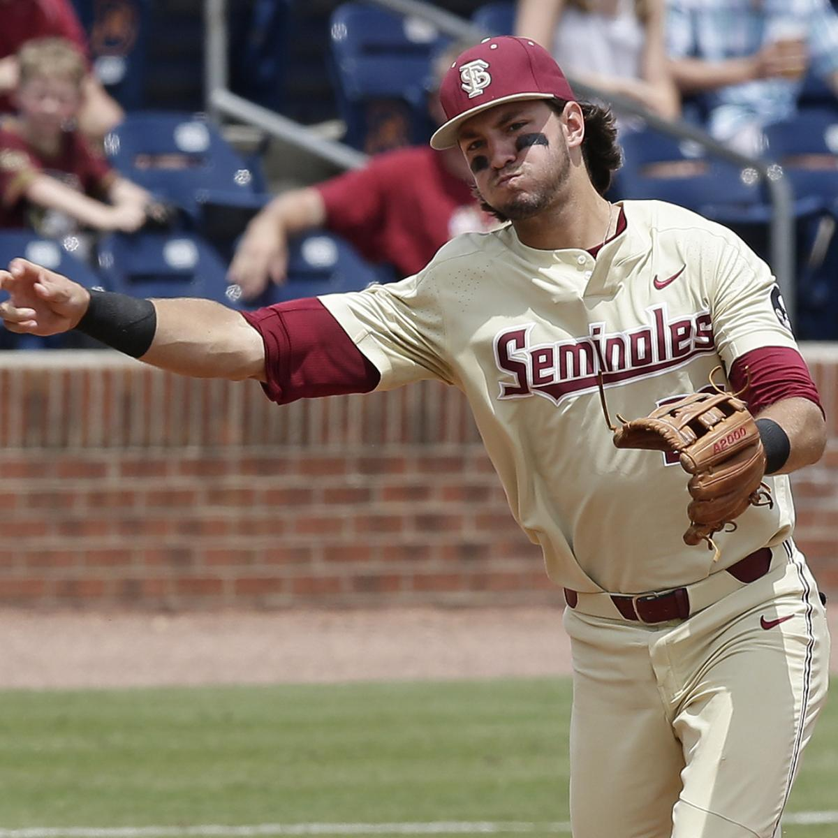 2019 MLB Mock Draft: Early Predictions for Top 1st-Round Baseball Prospects