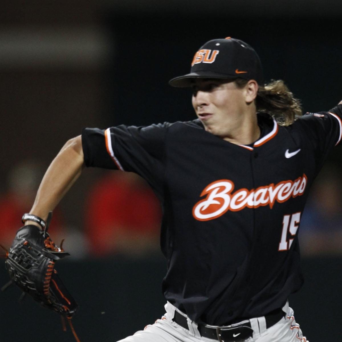Oregon State Ace Luke Heimlich Not Selected in 2018 MLB Draft