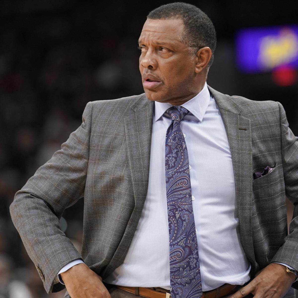 Alvin Gentry, Pelicans Reportedly Agree to 2-Year Contract Extension