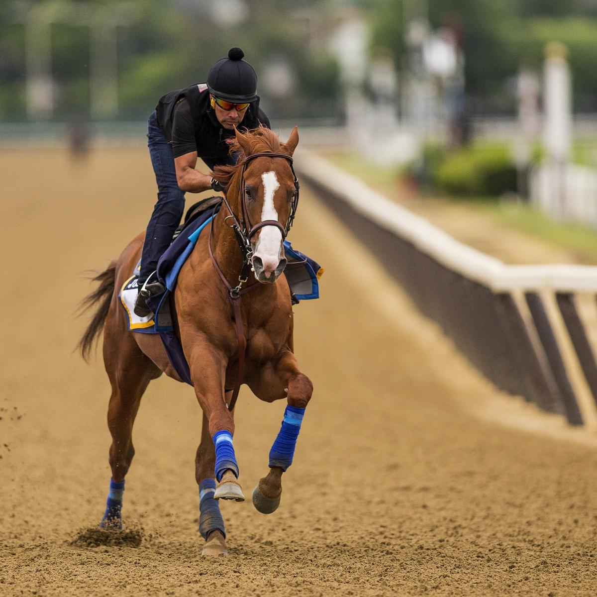 Belmont Stakes 2018: Projected Prize Money Earnings, Order of Finish and More