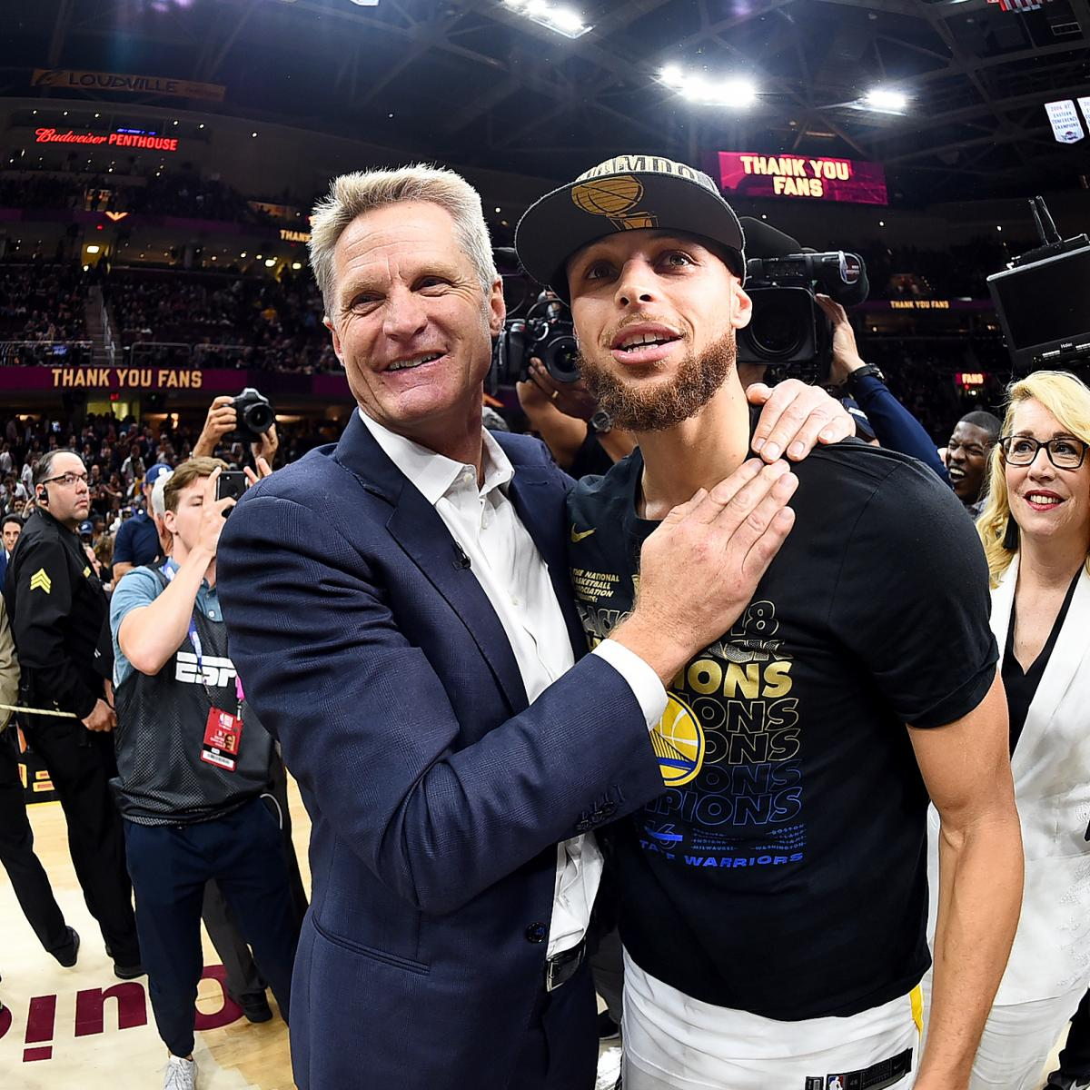Warriors Parade 2018: Route, Date, Schedule, TV Info and More