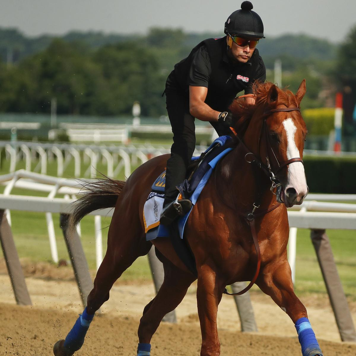 Belmont Stakes 2018: Post Time, TV Coverage, NBC Live Stream and Purse Payout