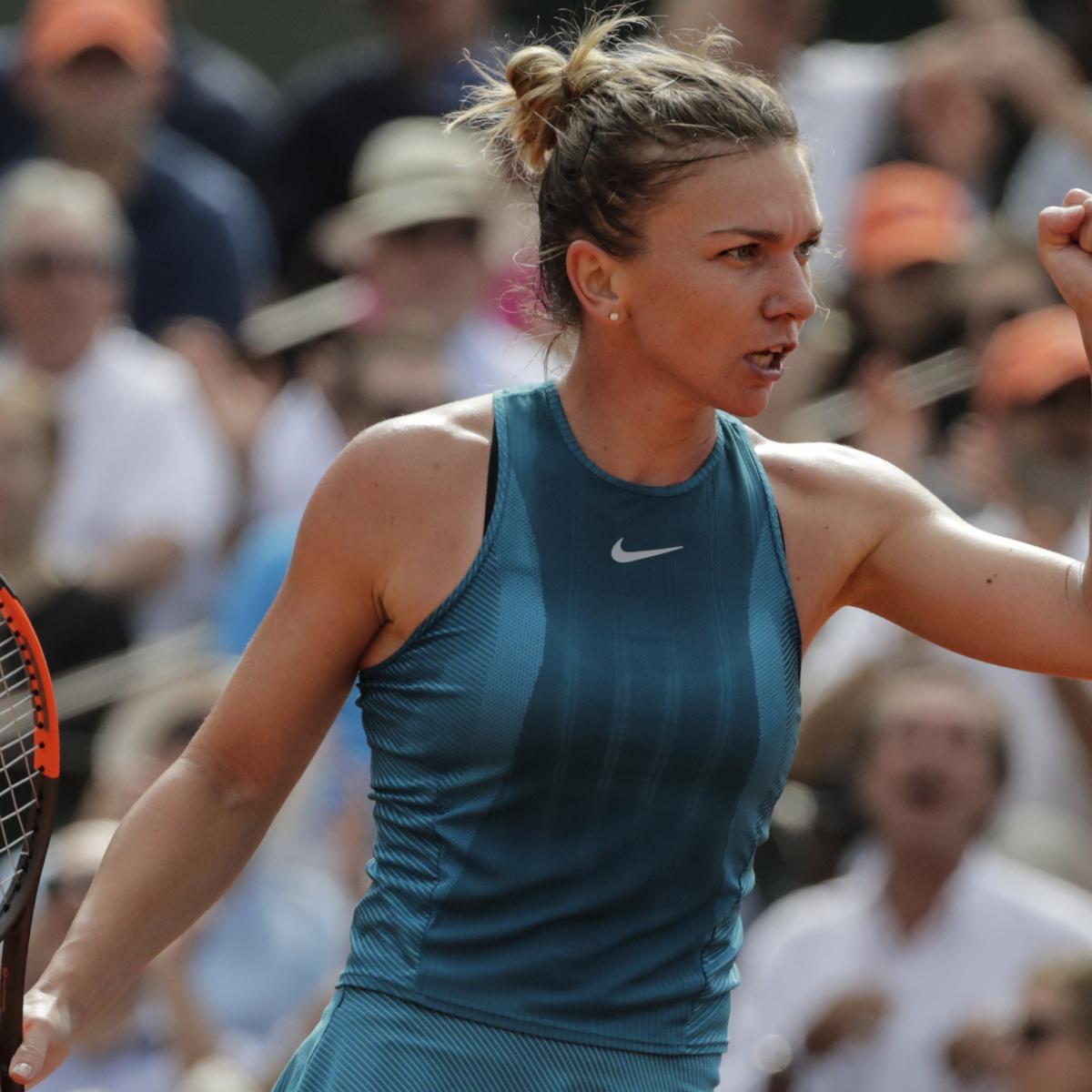 Simona Halep Beats Sloane Stephens to Win 2018 French Open Women's Final