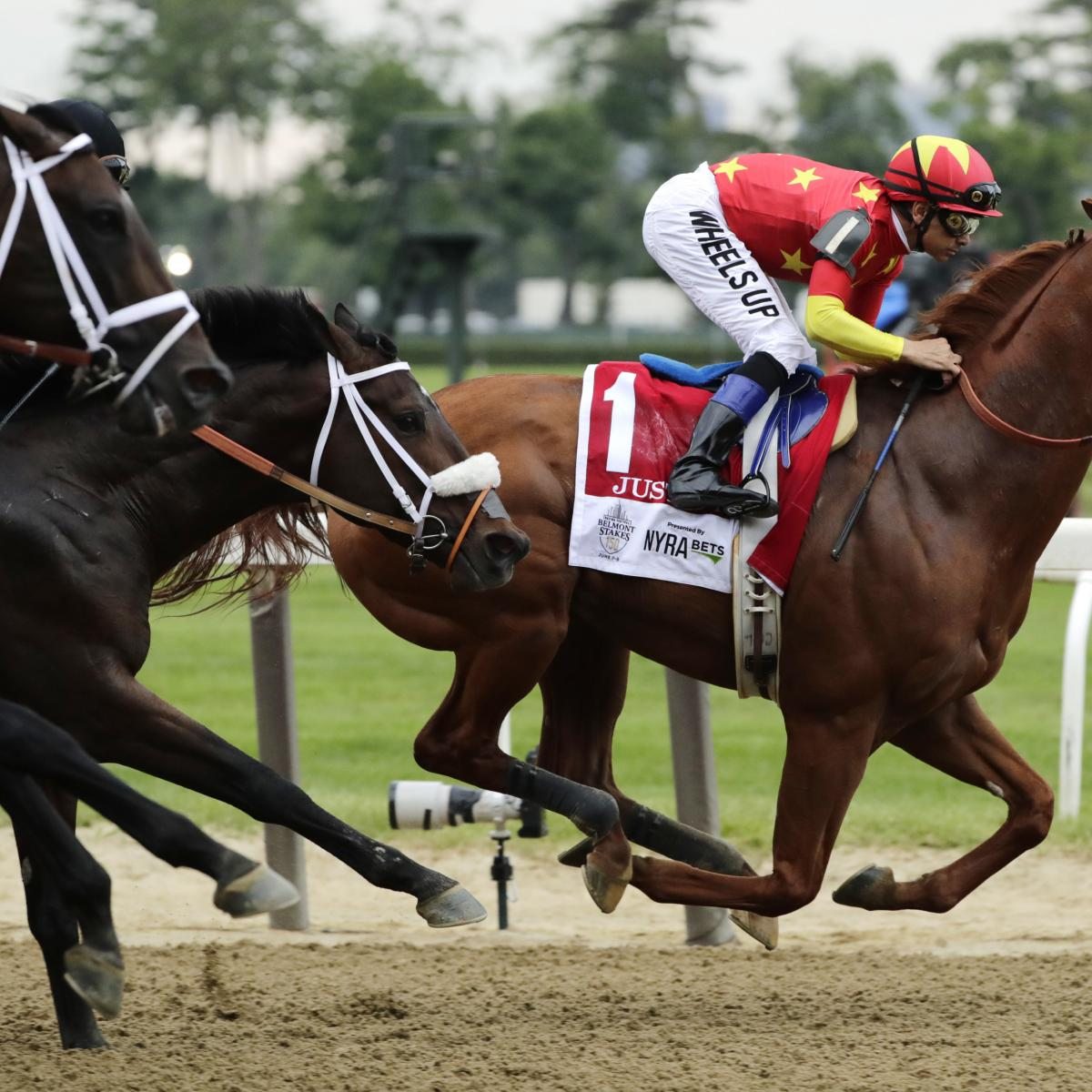 Belmont Stakes 2018 Payout: Triple Crown Field Times and Prize Money Earnings