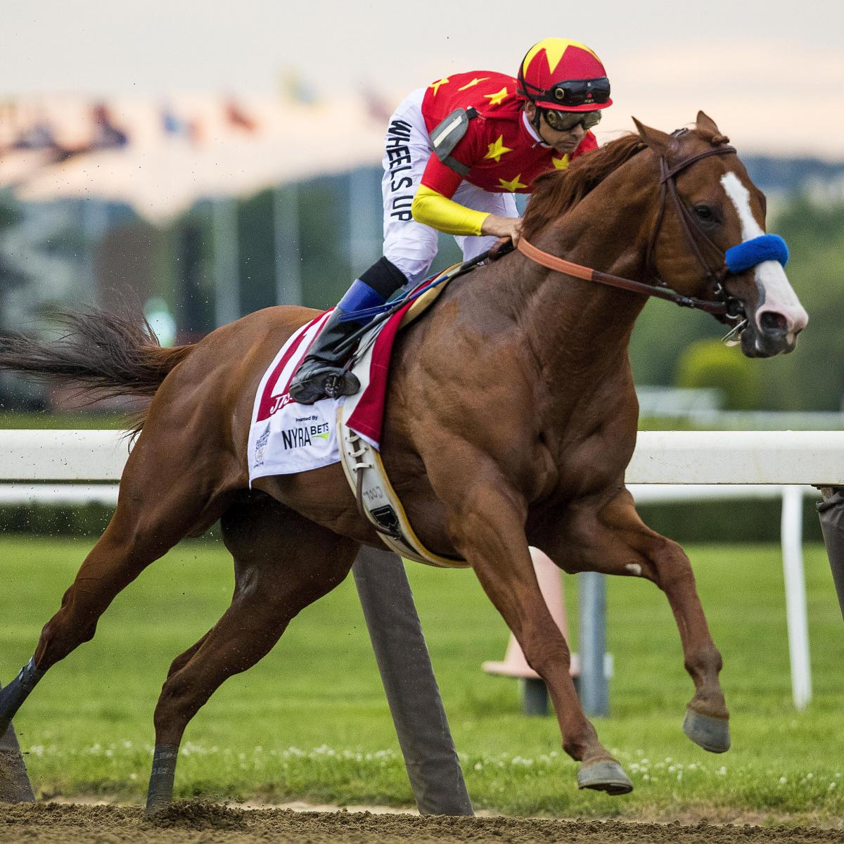 Report: Justify's Breeding Rights Are Record $75M After Winning Triple Crown