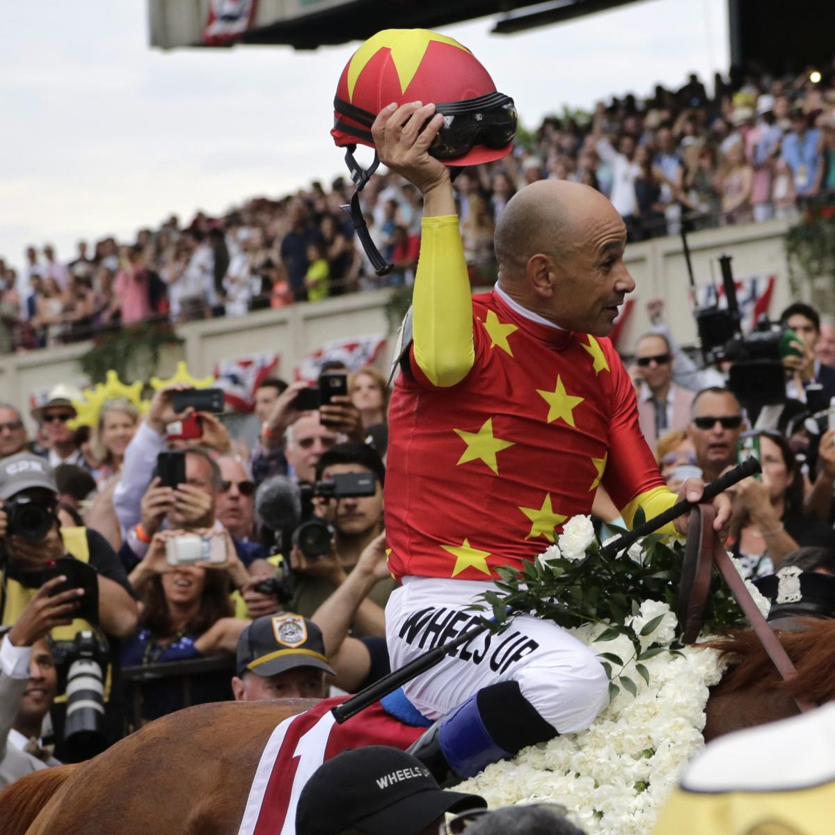 Belmont Stakes 2018 Results: Times, Payouts for Justify, Top Contenders