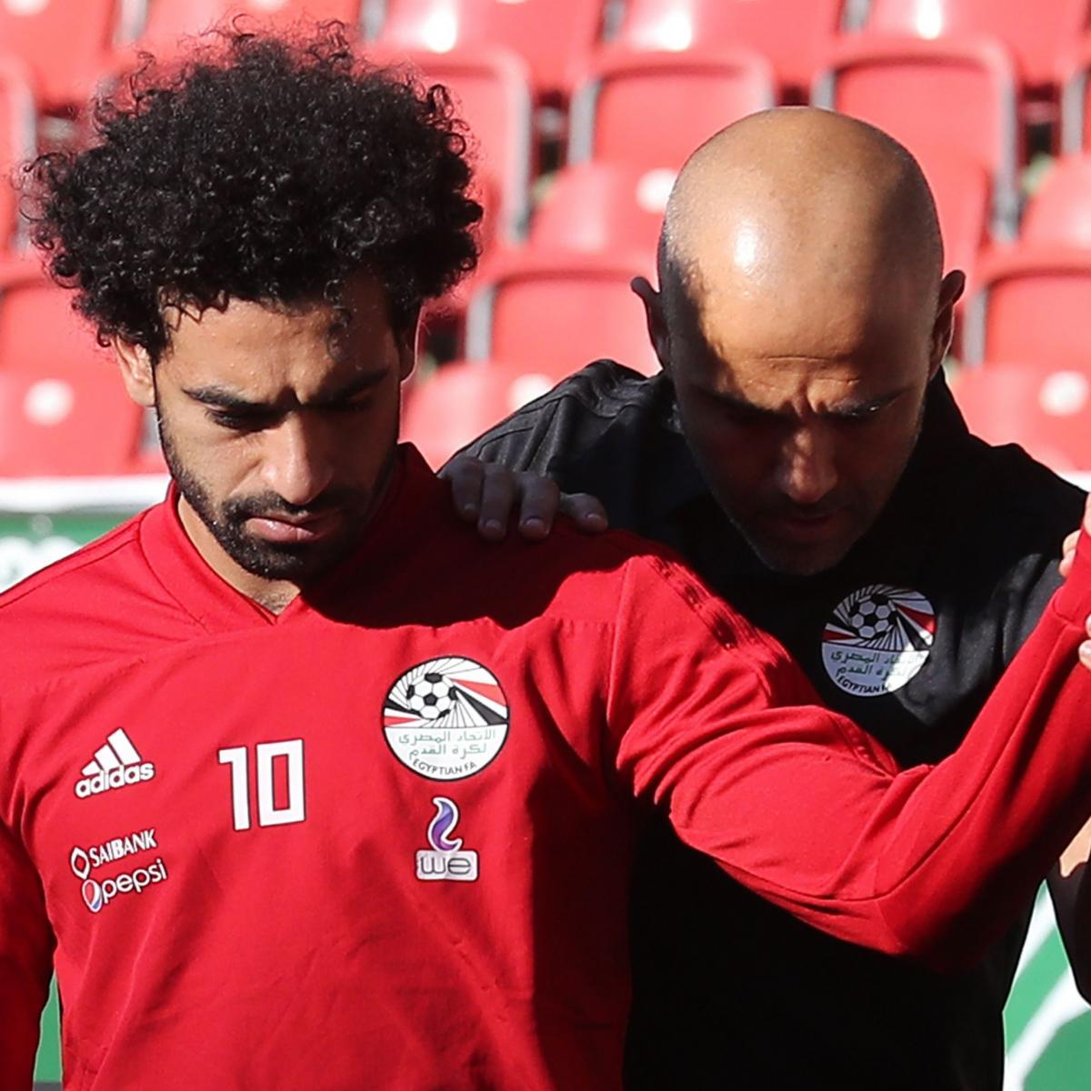 World Cup 2018 Starting Lineups: Notable Injury News and Potential Replacements