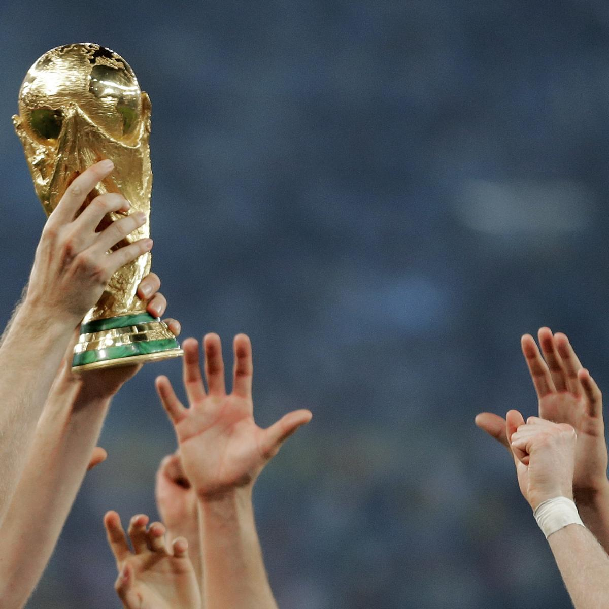 World Cup Odds 2018: Latest Info for Group Stage and FIFA Awards